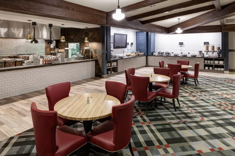 Embassy Suites by Hilton Anchorage-Breakfast area<br/>Image from Leonardo
