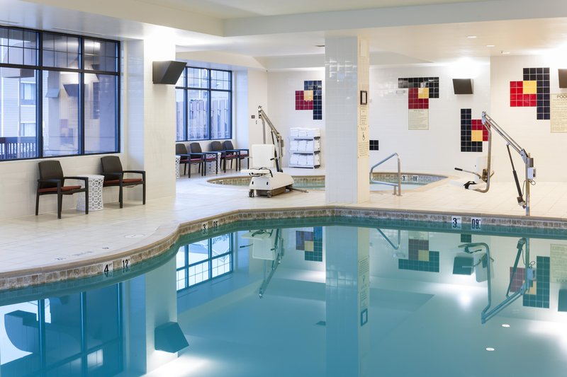 Embassy Suites by Hilton Anchorage-Pool and whirlpool<br/>Image from Leonardo