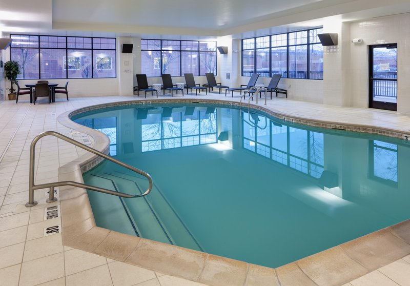 Embassy Suites by Hilton Anchorage-Indoor pool<br/>Image from Leonardo