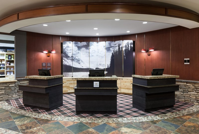 Embassy Suites by Hilton Anchorage-Front Desk<br/>Image from Leonardo