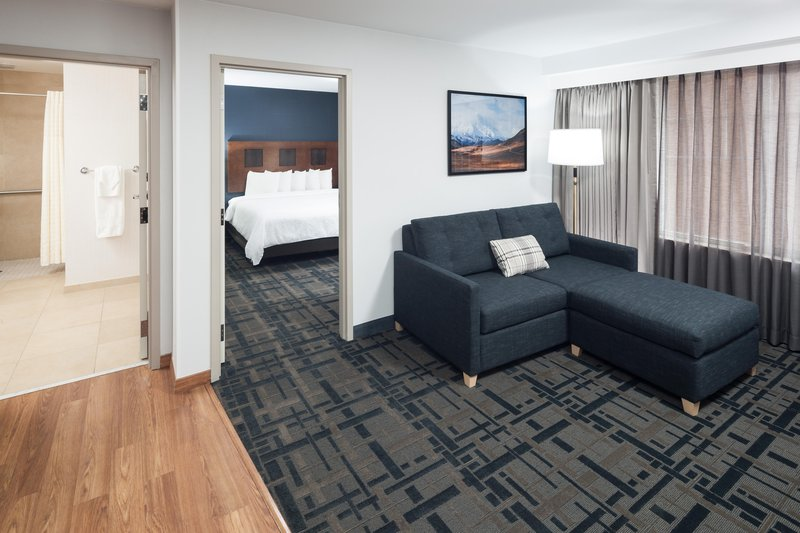 Embassy Suites by Hilton Anchorage-Two-room suite<br/>Image from Leonardo