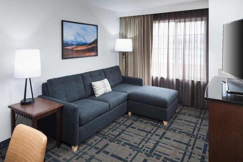 Embassy Suites by Hilton Anchorage-Sofa bed<br/>Image from Leonardo