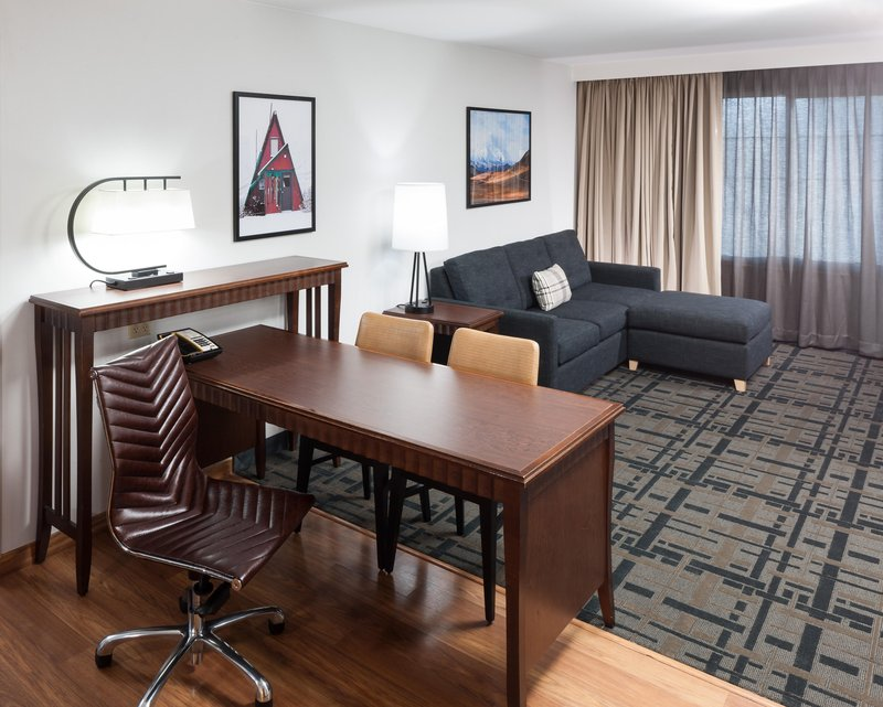 Embassy Suites by Hilton Anchorage-Suite living area<br/>Image from Leonardo
