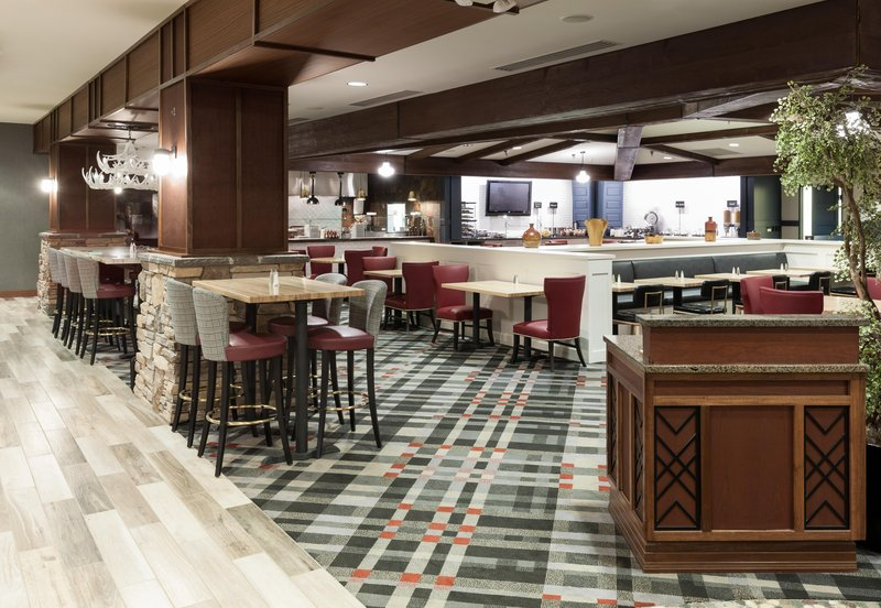 Embassy Suites by Hilton Anchorage-Territory restaurant<br/>Image from Leonardo