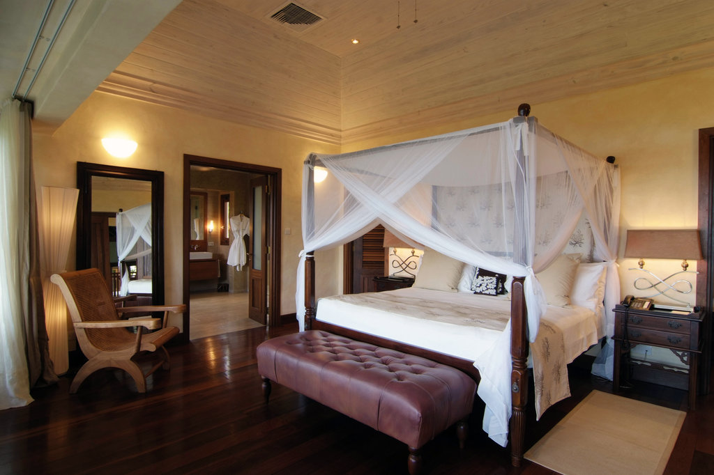 Young  Island  Resort-Bedroom At Three Bedroom Estate Residence<br/>Image from Leonardo