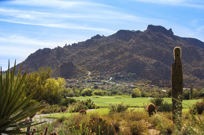 Boulders Resort & Spa, Curio Collection by Hilton-Golf Course<br/>Image from Leonardo