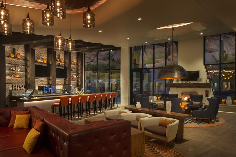 Boulders Resort & Spa, Curio Collection by Hilton-Bar Lounge<br/>Image from Leonardo
