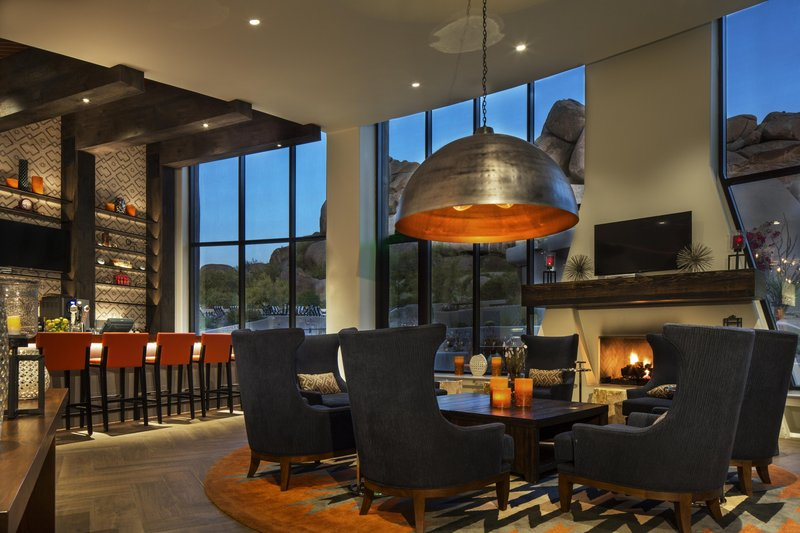 Boulders Resort & Spa, Curio Collection by Hilton-Lounge Area<br/>Image from Leonardo