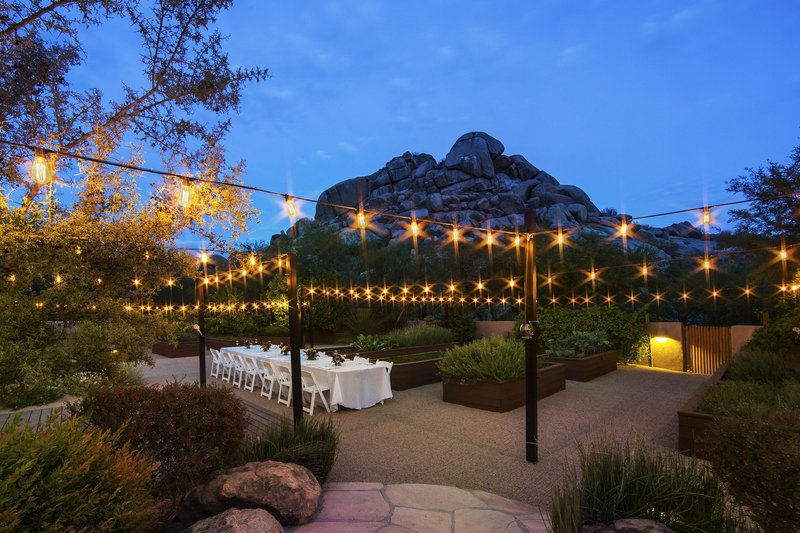 Boulders Resort & Spa, Curio Collection by Hilton-Outdoor Event at Night<br/>Image from Leonardo