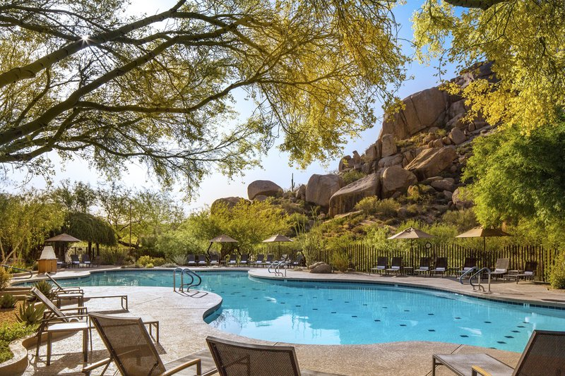 Boulders Resort & Spa, Curio Collection by Hilton-Pool<br/>Image from Leonardo