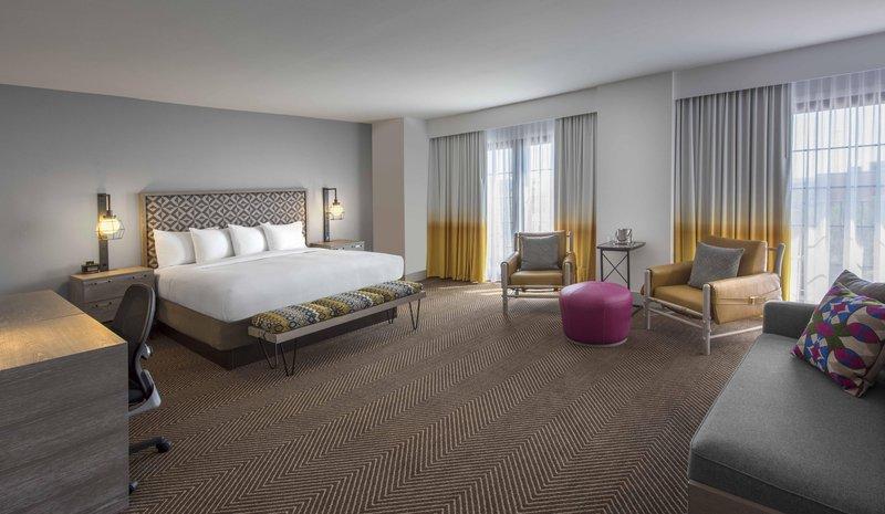 DoubleTree by Hilton Austin-Premium King Room<br/>Image from Leonardo