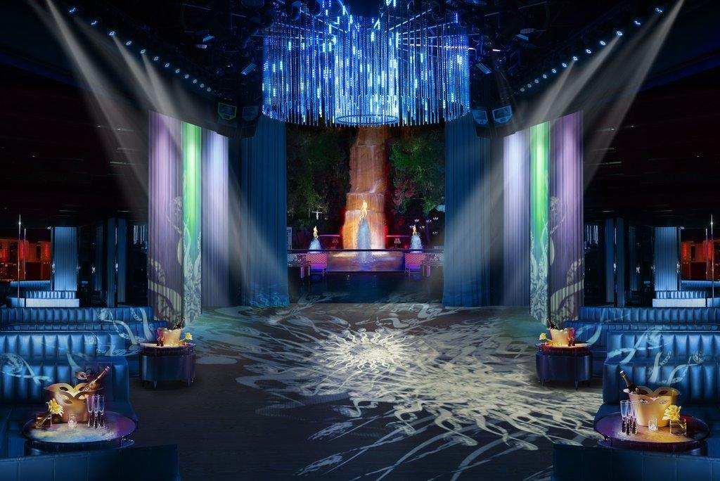 Wynn Las Vegas - Wynn - Intrigue Nightclub <br/>Image from Leonardo