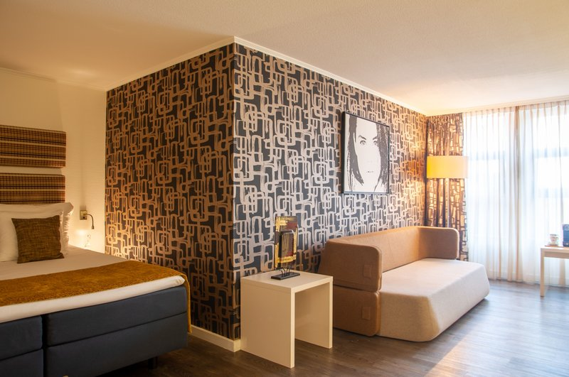 The Albus Hotel Amsterdam City Centre - SPACIOUS FAMILY SUITE <br/>Image from Leonardo