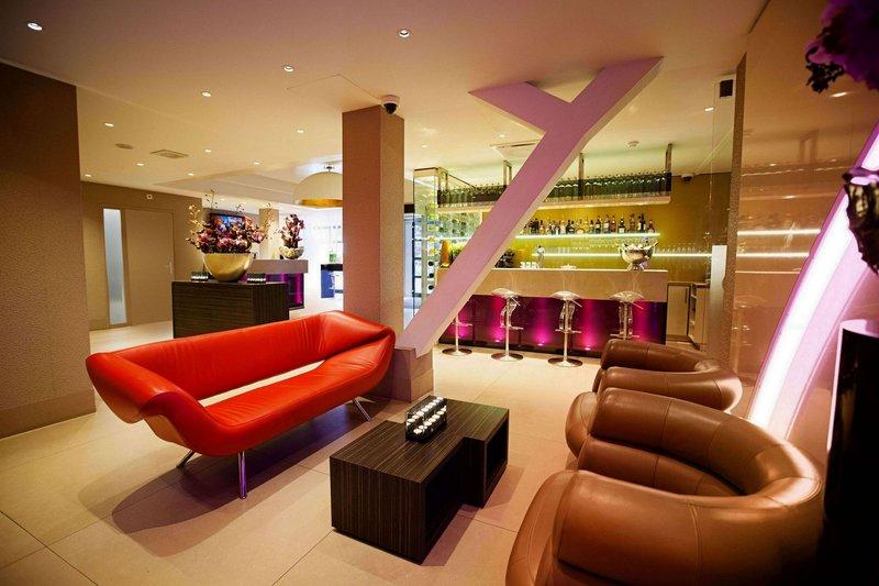 The Albus Hotel Amsterdam City Centre - The Albus - Lobby Design Hotel <br/>Image from Leonardo