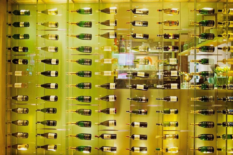 The Albus Hotel Amsterdam City Centre - The Albus - Winewall <br/>Image from Leonardo