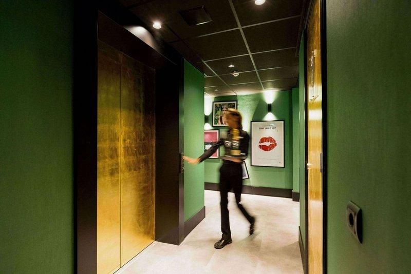 The Albus Hotel Amsterdam City Centre - The Albus - Room service <br/>Image from Leonardo