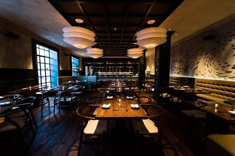 Eliot Apartment Suites-Restaurant at The Eliot Hotel<br/>Image from Leonardo