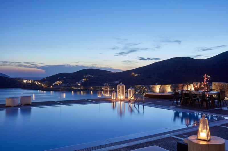 Poseidon Hotel-Sharing Pool<br/>Image from Leonardo
