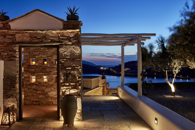 Poseidon Hotel-Liostasi View<br/>Image from Leonardo