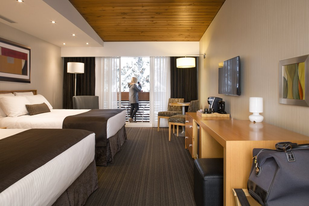 Banff Aspen Lodge-Premium Room Two Queen Beds<br/>Image from Leonardo