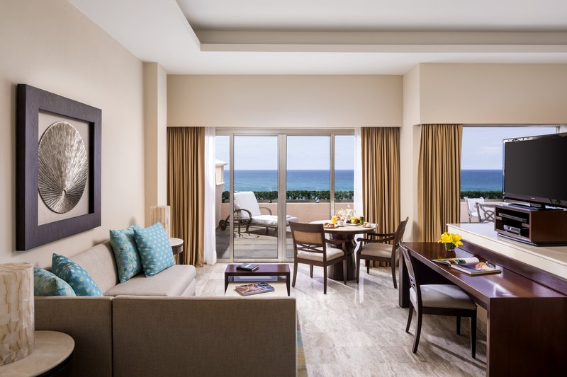 Grand Fiesta Americana Coral Beach Cancun - Governor Suite <br/>Image from Leonardo