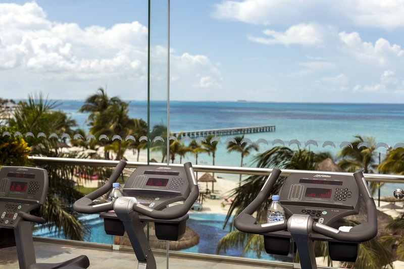 Grand Fiesta Americana Coral Beach Cancun - Gym <br/>Image from Leonardo