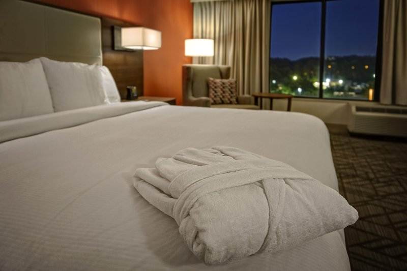 Hilton Knoxville Airport, TN-Executive King Bed<br/>Image from Leonardo