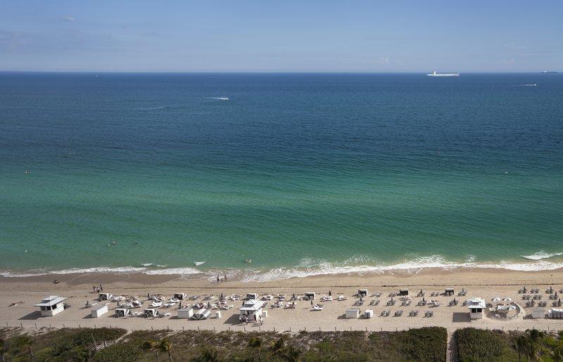 Fontainebleau Miami Beach - Beach <br/>Image from Leonardo