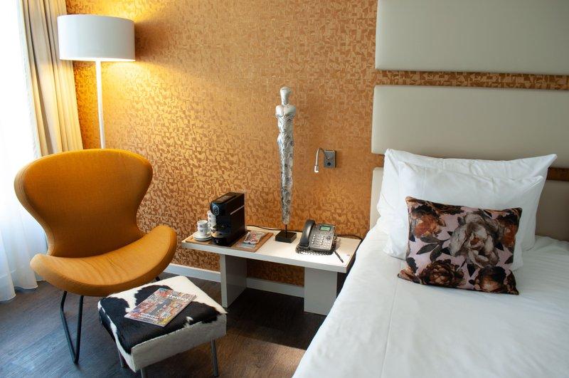 The Albus Hotel Amsterdam City Centre - SPLENDID CITY TWIN ROOM <br/>Image from Leonardo