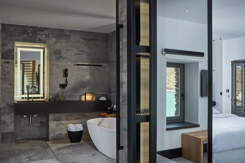 Poseidon Hotel-Ilios Suites Private Pool<br/>Image from Leonardo