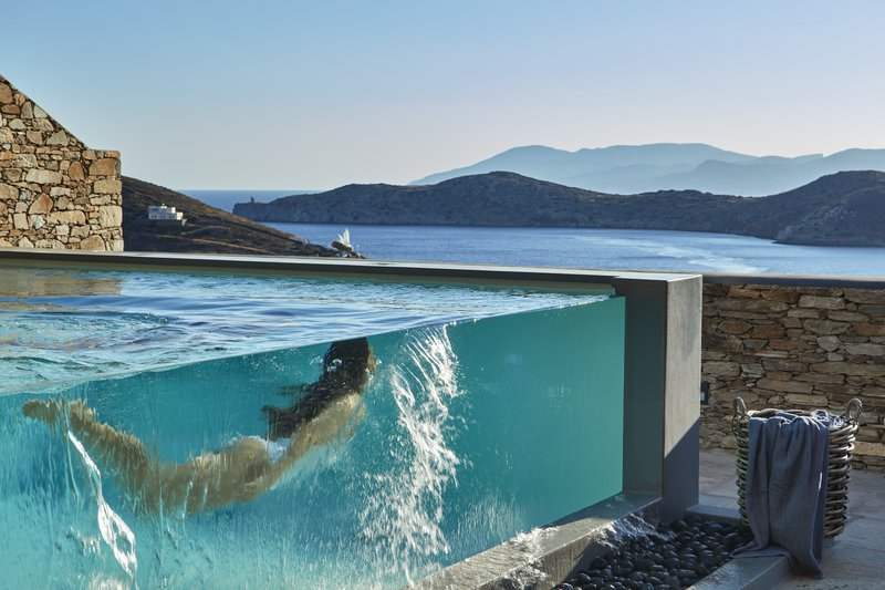 Homer's Inn-Ilios Suite Private Pool<br/>Image from Leonardo