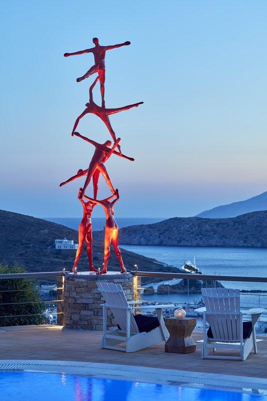 Poseidon Hotel-...as a piece of elegant art!<br/>Image from Leonardo