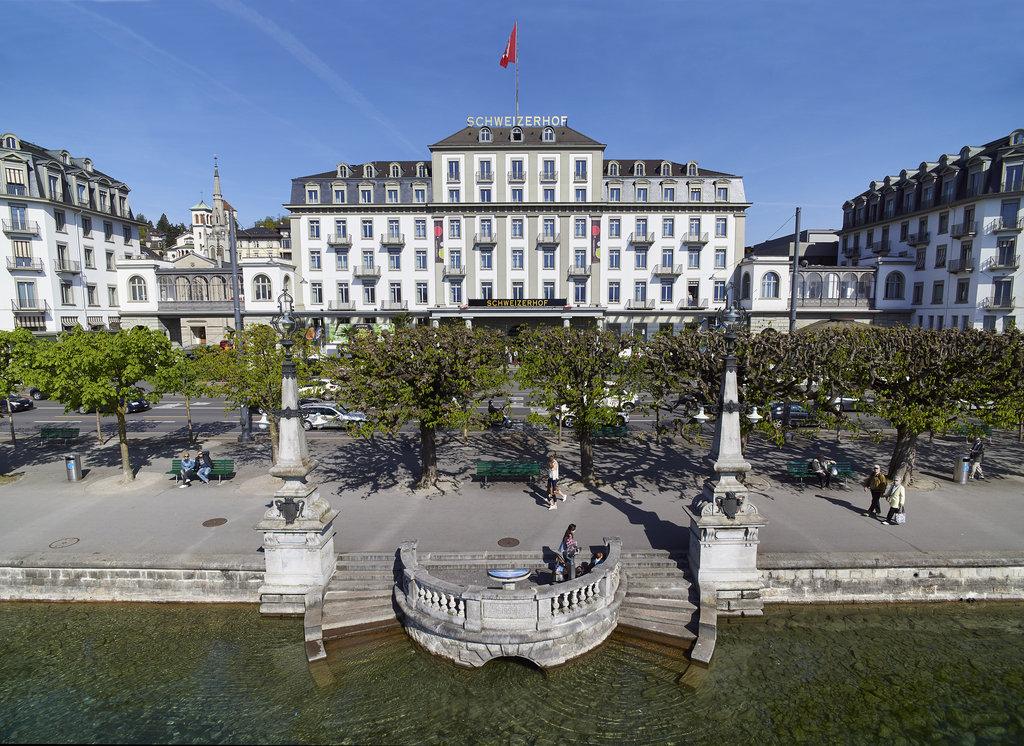Hotel Schweizerhof Luzern-Hotel Schweizerhof<br/>Image from Leonardo