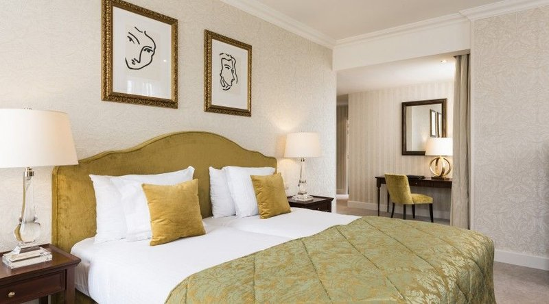 HOTEL DUKES PALACE BRUGES-Deluxe Suite<br/>Image from Leonardo