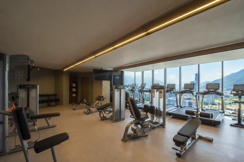 Live Aqua Urban Resort Monterrey-Gym<br/>Image from Leonardo