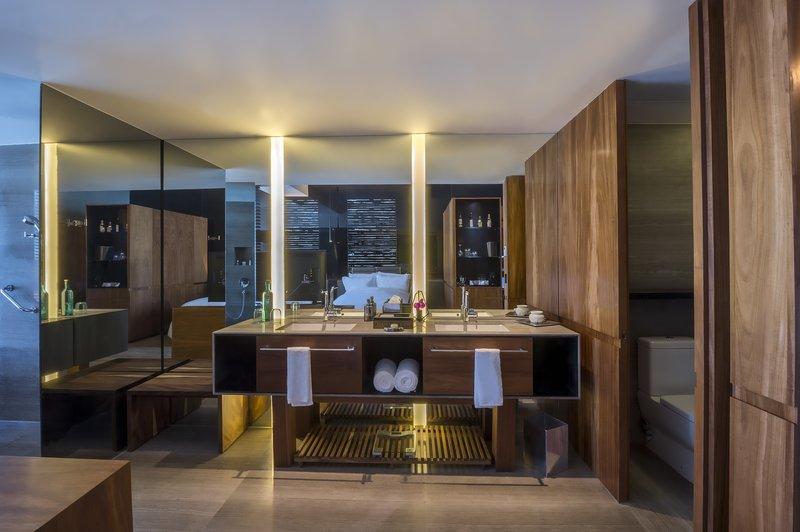 Live Aqua Urban Resort Monterrey-Deluxe Room Vanity <br/>Image from Leonardo
