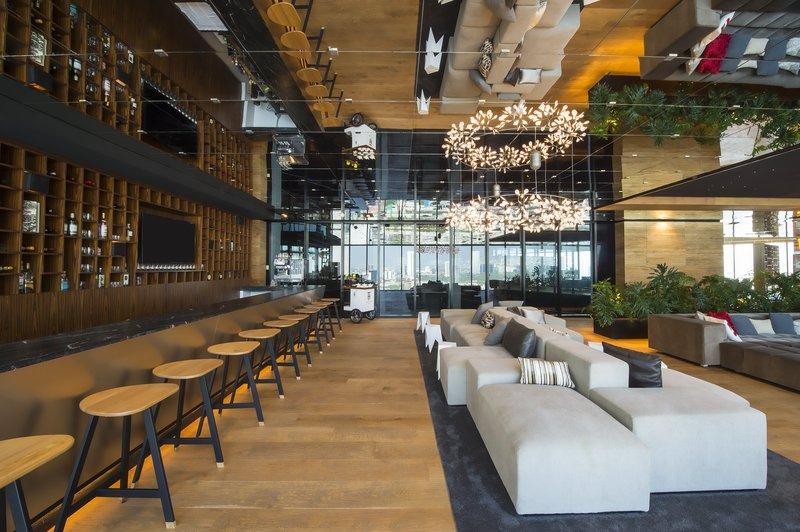 Live Aqua Urban Resort Monterrey-Bar Nyte<br/>Image from Leonardo