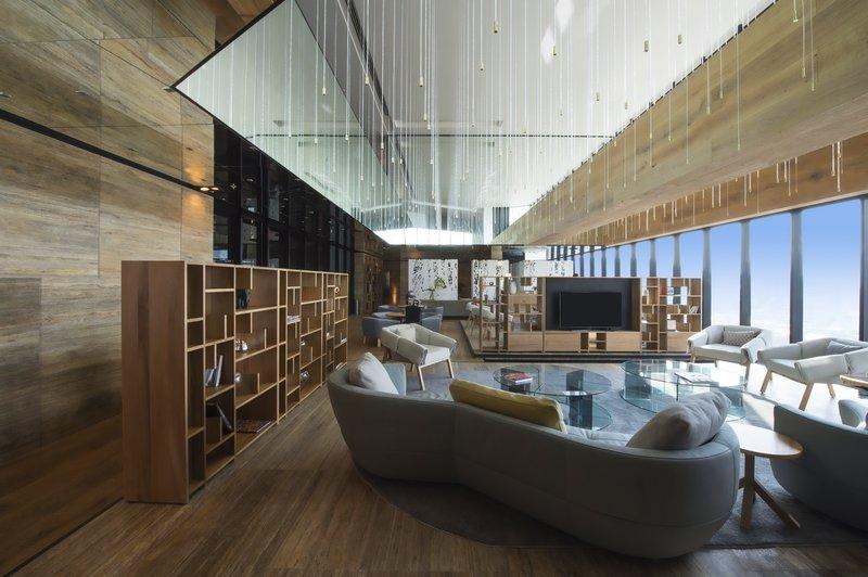 Live Aqua Urban Resort Monterrey-Lobby<br/>Image from Leonardo