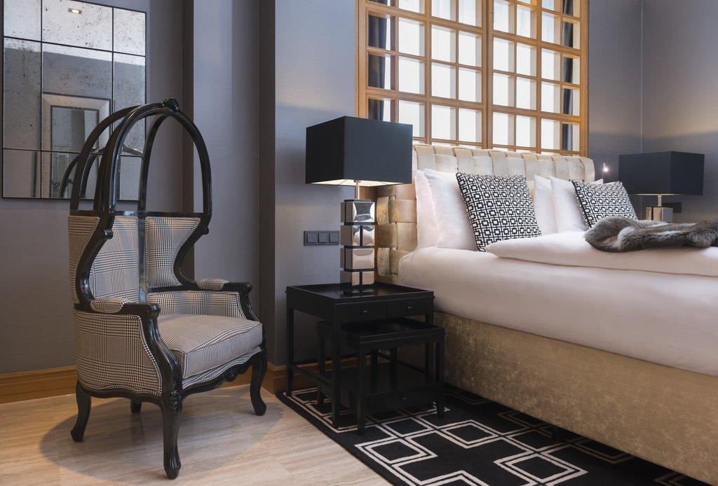 Hotel Palace Berlin - Senior Suite - Oriental Suite Detail <br/>Image from Leonardo