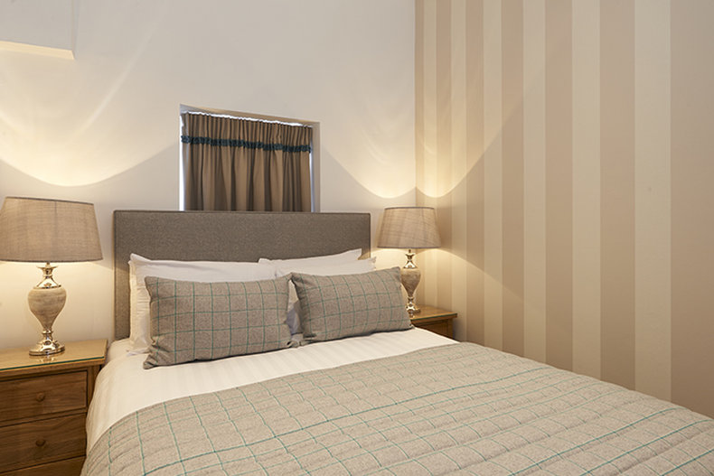 Braid Apartments by Mansley  - 2 Bedroom Apartment Second Bedroom <br/>Image from Leonardo