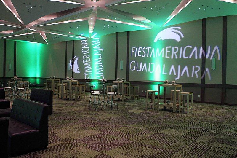 Fiesta Americana Guadalajara-Meeting Room<br/>Image from Leonardo