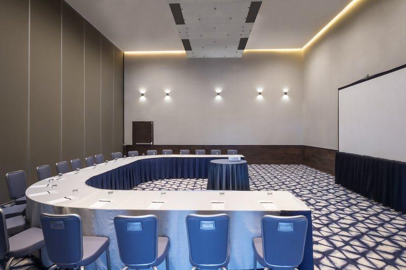 Grand Fiesta Americana Monterrey-Meeting Room -Industrial<br/>Image from Leonardo
