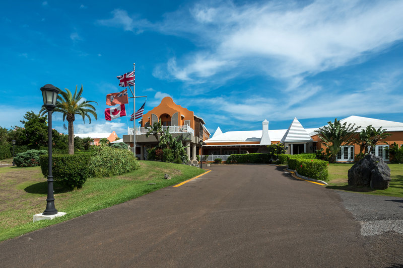 Grotto Bay Resort-Front Drive<br/>Image from Leonardo