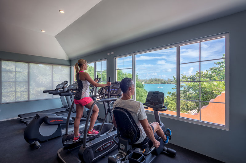Grotto Bay Resort-Gym Models<br/>Image from Leonardo