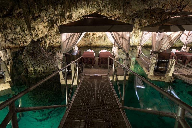 Cambridge Beaches Resort & Spa-Couples Treatment Room, Cave Spa at Grotto Bay Bea<br/>Image from Leonardo