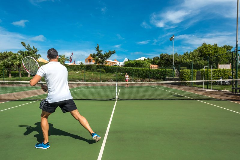 Grotto Bay Resort-Tennis Game<br/>Image from Leonardo