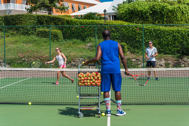 Grotto Bay Resort-Tennis Lesson<br/>Image from Leonardo