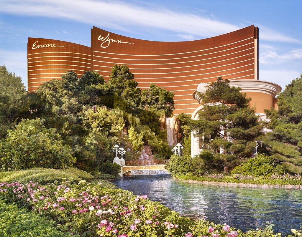 Wynn Las Vegas - Exterior Daytime Hero <br/>Image from Leonardo