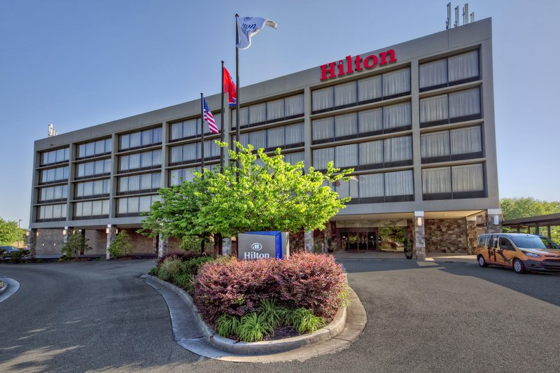 Hilton Knoxville Airport, TN-Exterior<br/>Image from Leonardo