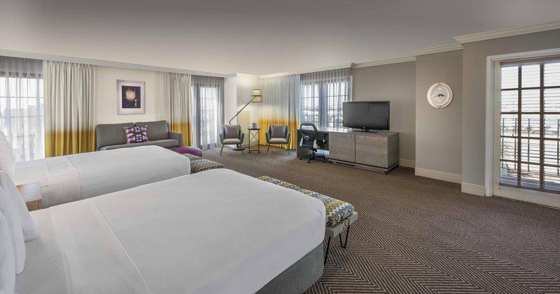 DoubleTree by Hilton Austin-Premium Double Room<br/>Image from Leonardo